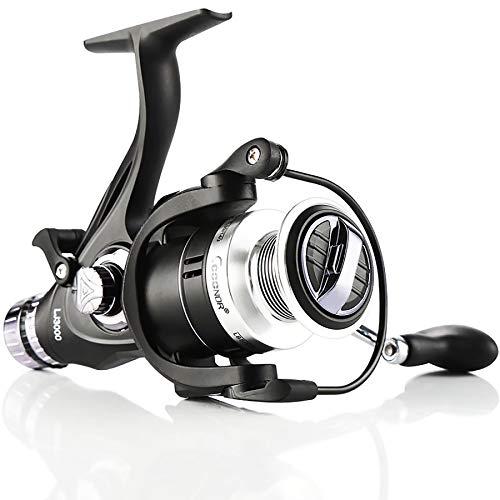 jooe 1 Unid Carrete De Pesca, 12 + 1BB Fundición Metálica Mar Pesca Carrete Carrete De Pesca De Alta Velocidad Spinning Tackle Accesorios