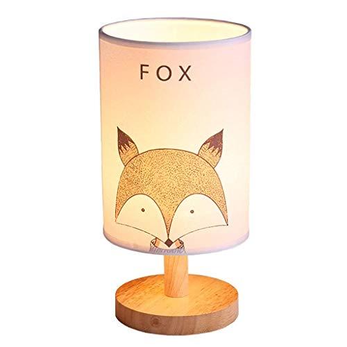 Lámparas de escritorio Dormitorio lámpara de mesa de noche creativo simple lámpara de mesa moderna Protección de los ojos cabecera del escritorio de la lámpara de Estudiantes del sitio de niños calien