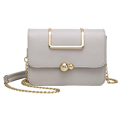 Fanspack Girls Small Satchel Handbags Casual PU Leather Crossbody Shoulder Bag Purse for Women