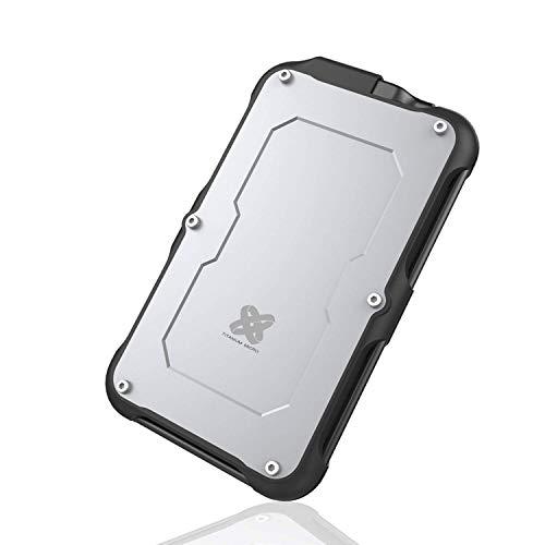 Titanium One Portable SSD - 120GB/240GB/500GB/1TB/2TB 3D NAND Flash High Speed Performace USB 3.0 External Solid State Drive (1TB)