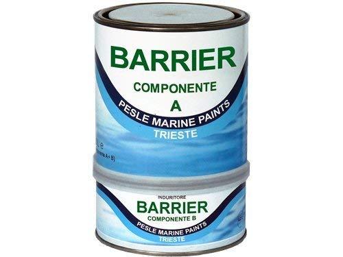 Marlin Barrier trasparente - sistema epossidico strutturale protettivo