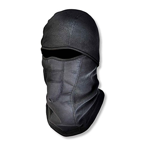 Ergodyne N-Ferno 6823 Winter Ski Mask Balaclava, Wind-Resistant Face Mask, Thermal Fleece, RealTree Camo