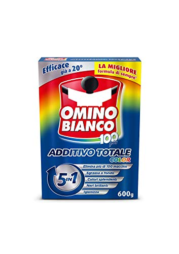 Omino Bianco Additivo Totale Color - 600 gr