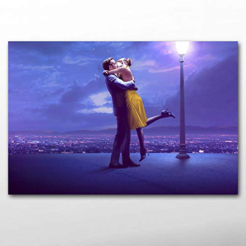 1000pcs_Adult Puzzle_Abraza el póster de la película_Decoración de Juguetes de Arquitectura de Paisaje Sala de Alivio de presión de Vida Adulta_50x75cm