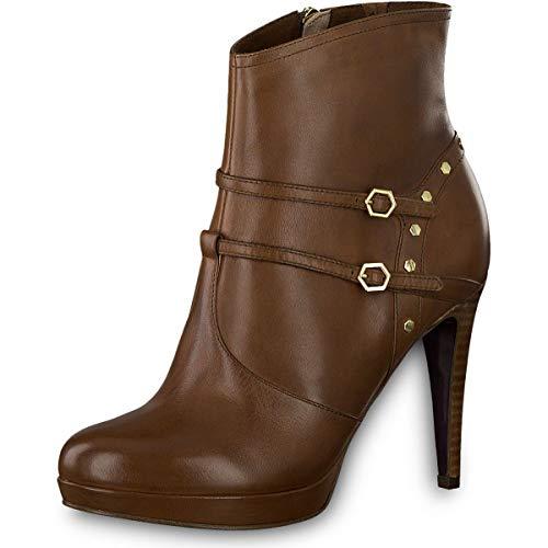 Tamaris Heart & Sole laarzen bruin