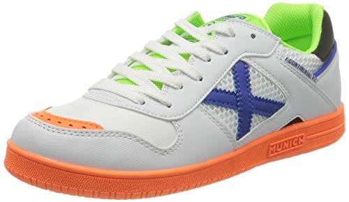 Munich Unisex-Erwachsene Continental V2 09 Sneakers, Mehrfarbig (Multicolor), 46 EU