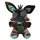 FNAF Phantom Foxy Plushies,FNAF Toys for Children Gifts 7 Inch