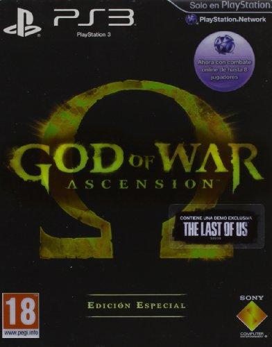 God of War: Ascencion - Edición Especial