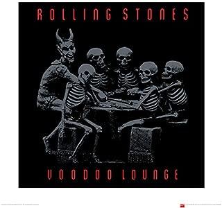 rolling stones voodoo lounge poster