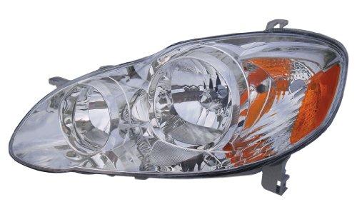 07 corolla headlight assembly - 8