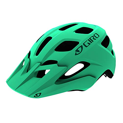 Giro Verce MIPS Womens Mountain Cycling Helmet - Universal Women's (50-57 cm), Matte Cool Breeze (2020)