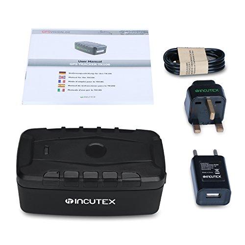 Incutex GPS Tracker TK5000 mit KFZ-Ladekabel Peilsender Personen und Fahrzeugortung Abbildung 3