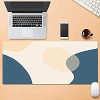 より大きい拡張 ゲーミングマウスパット,パターン じゃない-スリップベース デスクマット,デスクパッド コンピュータキーボードマウスマット 仕事用 ゲーミング オフィス ホーム-A 80x30cm(31.5x11.8inch)