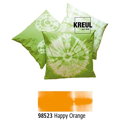 CREATIV DISCOUNT NEU Javana Batik-Textilfarbe, 70g, Happy Orange