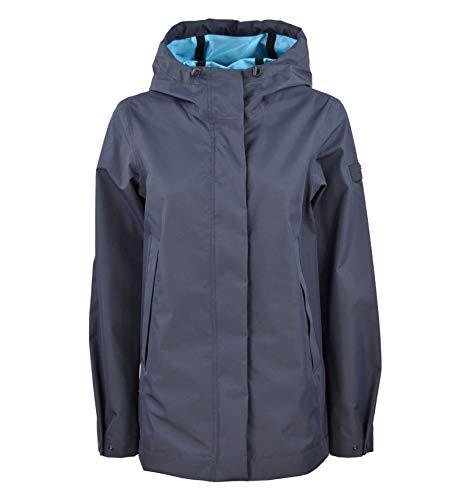 PEUTEREY - Rain Ladies Labelle DRP 215 Parka zomer waterdicht blauw - 30727