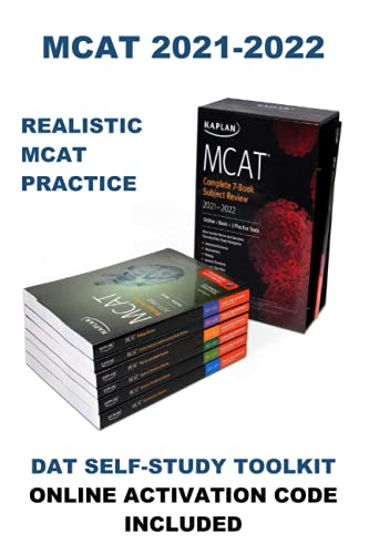 MCAT 2021-2022: Complete 7-Book Subject Review