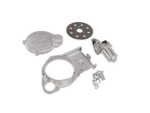 SIMSON Set: Elektrostarter, Anlasser für 12 Vape-Zündung, M531, M541, M743
