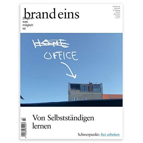 brand eins audio: Selbstständigkeit cover art