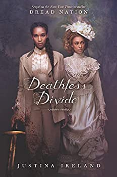 Deathless Divide by Justina Ireland science fiction and fantasy book and audiobook reviews