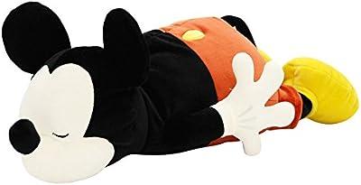 りぶはあと 抱き枕 ディズニー モチハグ ミッキーマウス Sサイズ (全長約45cm) ふわふわ もちもち 50012-01