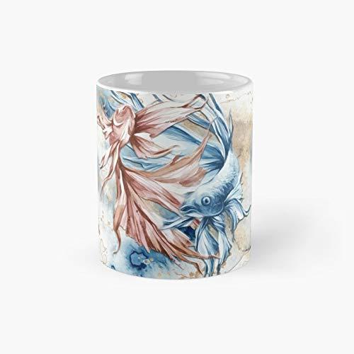 Taza clásica de Yin y Yang, el mejor regalo divertida tazas de café de 325 ml