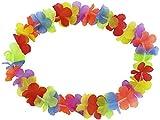 Bon Choix Lot de 10 Colliers De Fleurs Hawaïen Multicolore Accessoire...
