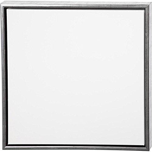 ArtistLine Leinwand mit Rahmen, Außengröße 54x54cm, Tiefe 3cm, Leinwandgröße 50x50cm, 1 Stück