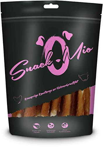SnackOrio Premium Masticar en Filete de Pechuga de Pollo, 200 g, 1 Pack (1 x 0.2 Kilogramos)