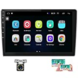 Hikity 10.1 Inch Android Car Stereo with GPS Double Din Car Radio Bluetooth FM Radio...