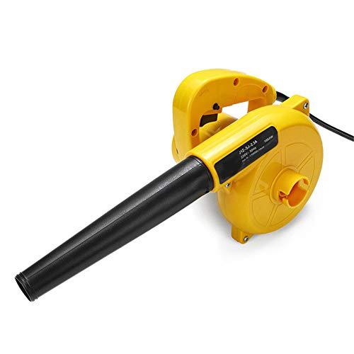 YSCCSY Soplador de Aire eléctrico Jardín Soplador de Hojas Ordenador Teclado Removedor de Polvo Ventilador multifunción Aspirador 1050 W Alta Potencia
