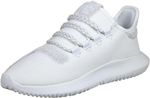 adidas Tubular Shadow, Formatori Uomo, Bianco (Crystal White S16/ftwr White/Core Black), 44 EU