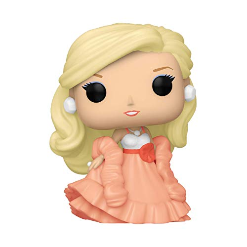 Funko- Pop Peaches N Cream Barbie Figura Coleccionable, Multicolor (50972)
