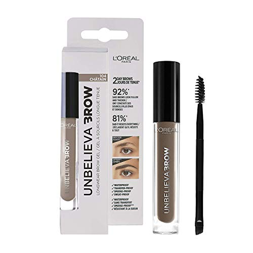 L'Oréal Paris Unbelieva Brow Gel De Cejas
