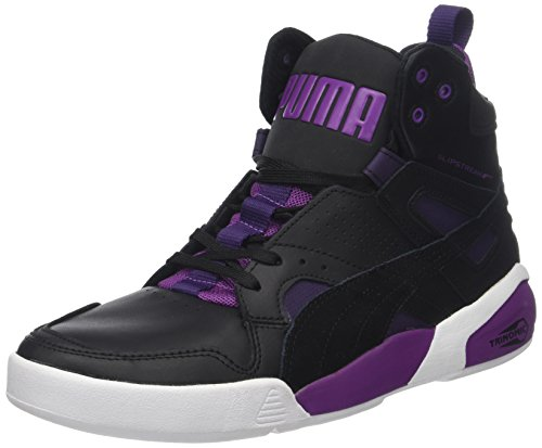 Puma Leatherprotection - Gorra para Hombre, Color Negro, Talla 40 EU