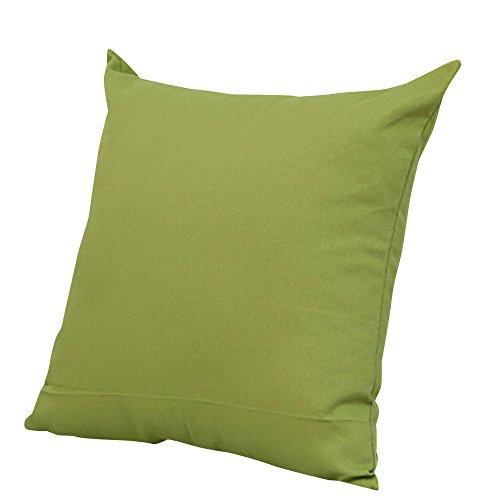SMENGG Federa per Cuscino da Divano per Coffee Shop(Verde)