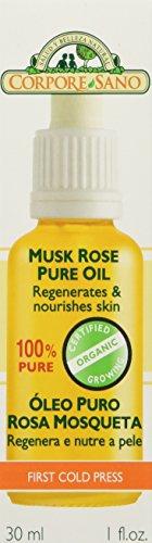 Corpore Sano aceite de rosa mosqueta 100% puro 30 ml