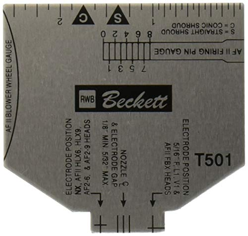 Beckett T501 Multipurpose Gage
