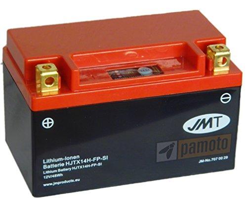 Batería de ion de litio Kymco Yager 300GTI 2014JMT–hjtx14h de FP