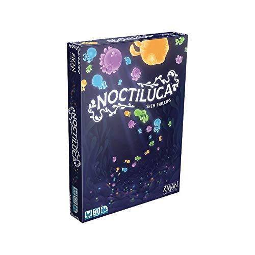 Asmodee-Noctiluca-8911 Asmodee Italia, Colore, 8911