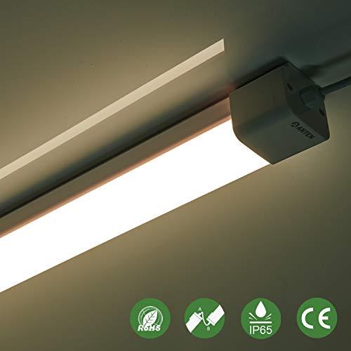 Plafoniera LED 60CM 18W Bianco Neutro, Plafoniera...