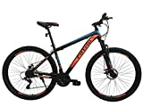 FitTrip 29' Snyper 221 MTB 21 Speed (Blue Orange)