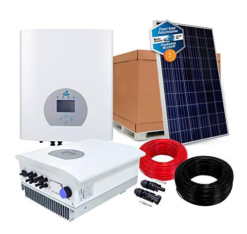kit Solar Max. Eigenverbrauch 6000w/30000w día Umschalter Injektion zu Rot Null-Abfall