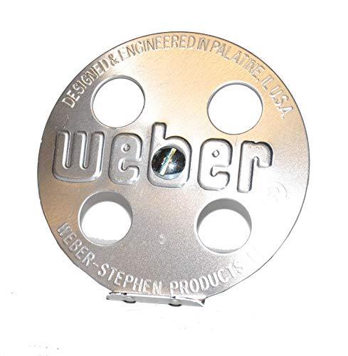 Weber 63059 Lid Damper Kit for 18' & 22' Kettle Gills