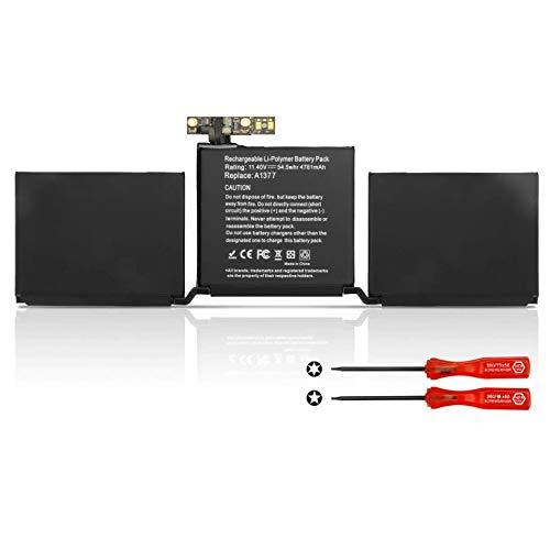 Emaks A1713 - Batería para Apple MacBook Pro de 13 pulgadas A1708 finales de 2016 MLL42LL EMC 2978 3164-11.4V 54,5 Wh