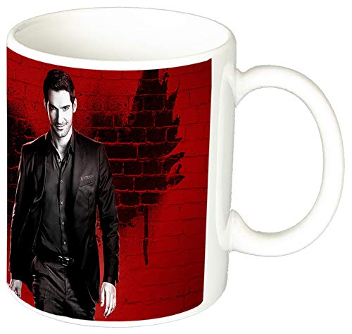 MasTazas Lucifer Tom Ellis B Tasse Mug