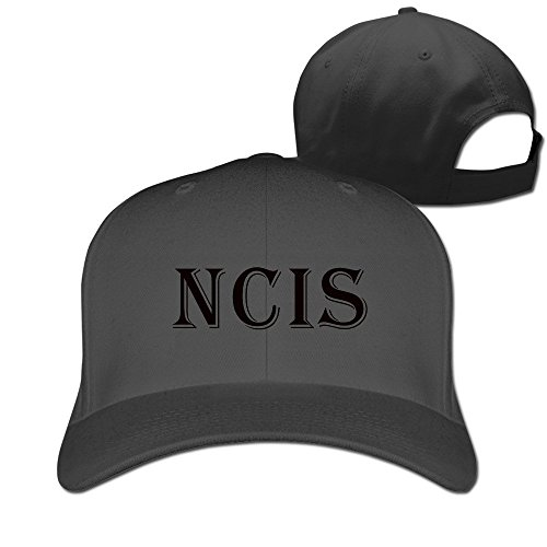 XCarmen NCIS Special Agents Stylish Baseball Adjustable Caps Black