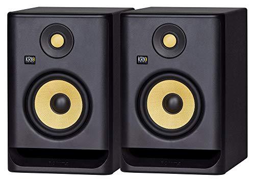 KRK ROKIT RP5 G4 - Juego de 2 monitores de estudio