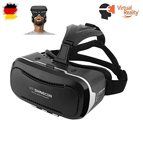 VR Gafas de 3d, Virtual Reality 4inch - 6inch pulgadas Smartphone