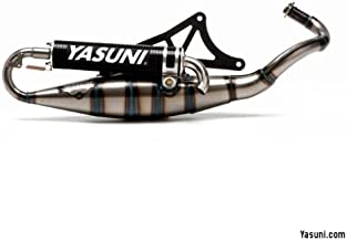 Auspuff YASUNI Scooter R Carbon PIAGGIO Sfera NSL 50 Typ:NSL
