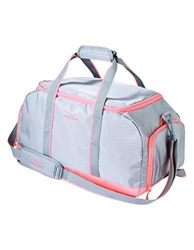 Venice Beach Damen Chakala M Sports Bag Tasche, Silver, 46 x 22 x 15 cm, 0.45 Liter